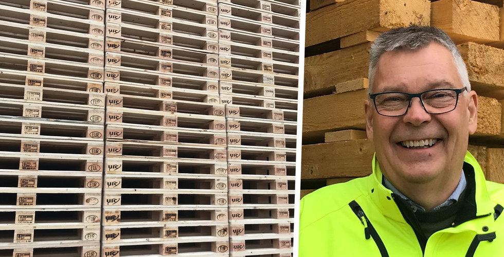 Lastpallen förändrade världen – och standarden sattes i Skåne