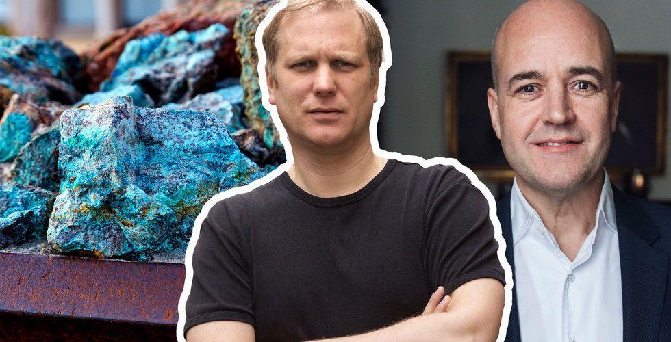 Reinfeldt bjöd mig på sitt hetaste investeringstips – men för sent