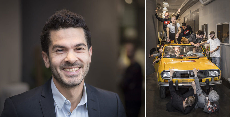 Breakit - Startade bolaget i somras – nu får han in 100 miljoner kronor