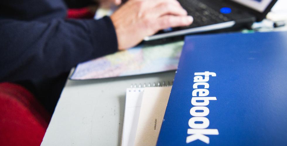 Facebook – så hög lön har de anställda