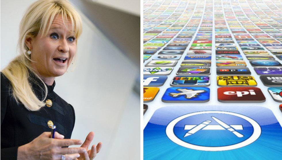 Swish kan inte uppdatera appen - stoppas av Apples regler