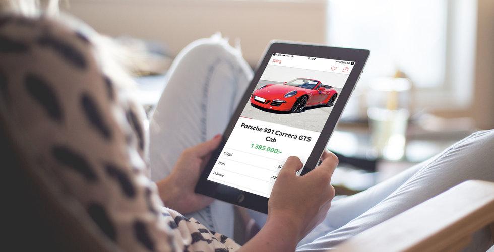 Blocket och Byt Bil backar – Konkurrensverket lägger ner sin utredning