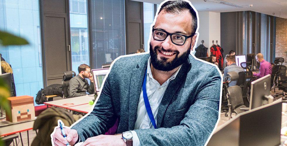 """""""Sverige kastade ut mig – nu bygger vi svenska startupscenen"""""""