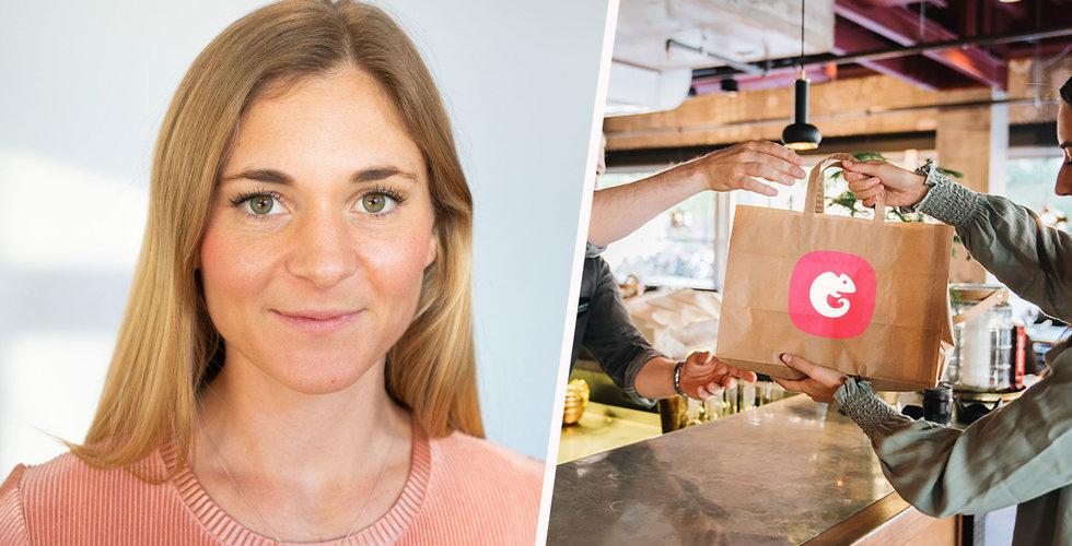 Maträddarappen Karma tänker om – nu ska de även rädda restauranger
