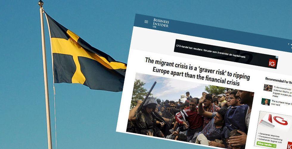 Nu är datumet satt: Då kommer Business Insider till Sverige