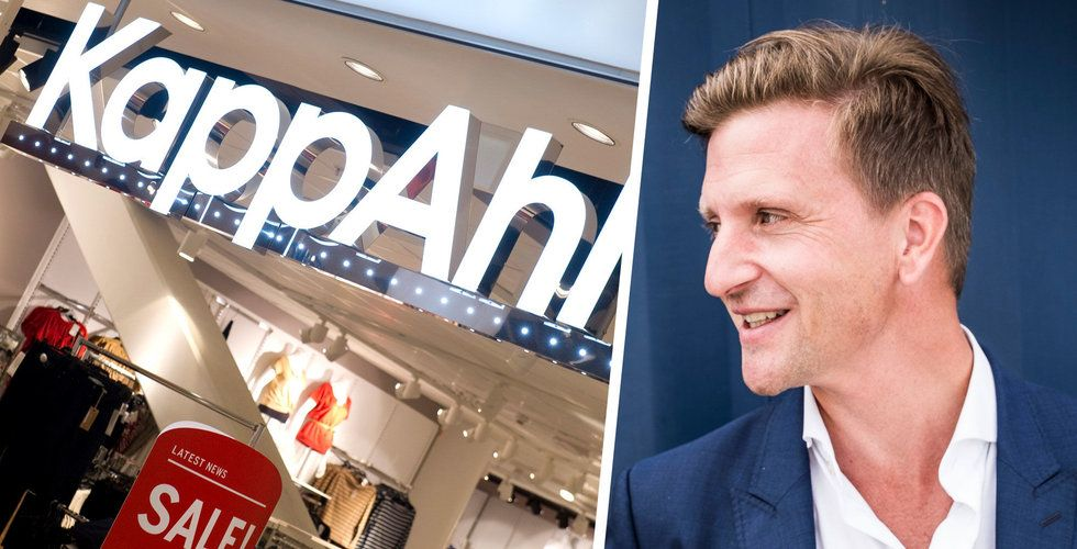 Mellby Gård fullföljer budet på Kappahl – har över 90 procent av aktierna