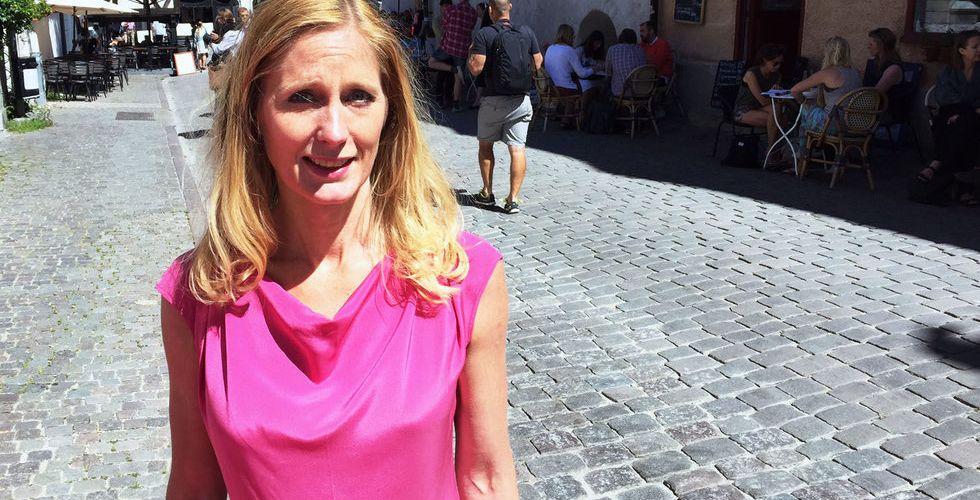 Breakit - Kerstin Cooley startar ny jättefond – jagar nästa svenska techsuccé