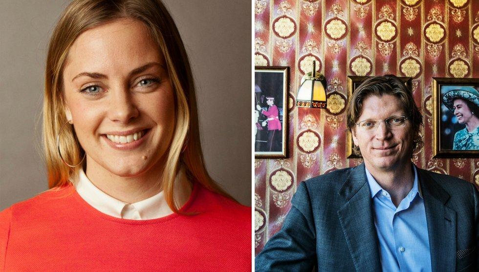 Sophia Bendz värvas till Atomico - ska leta startups i Stockholm