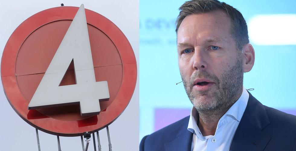 Uppgifter: Avbruten affär med TV4 kan kosta Telia 1 miljard