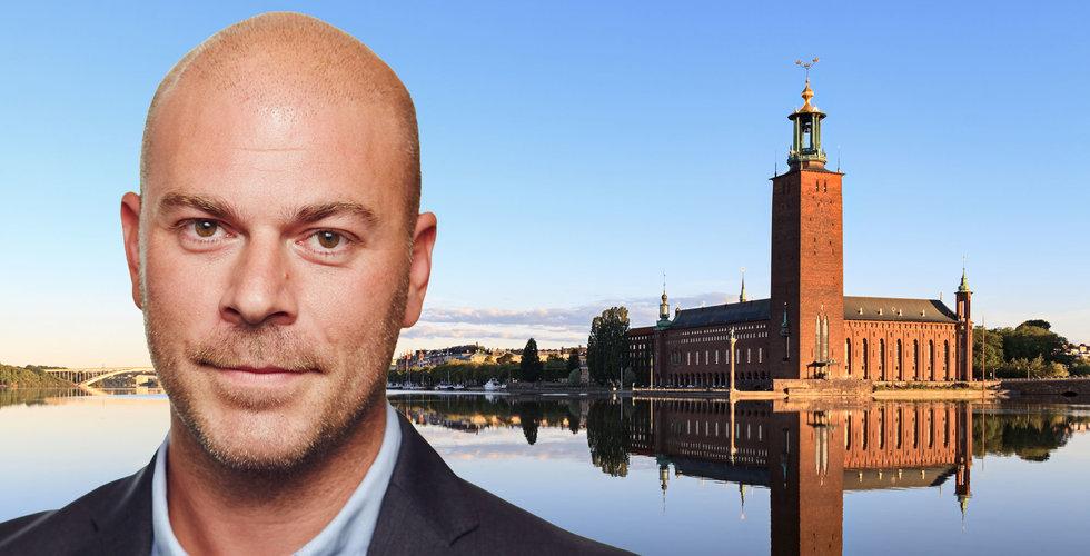 """Profilens hårda ord om Stockholms startupscen: """"Skapas inget verkligt värde"""""""