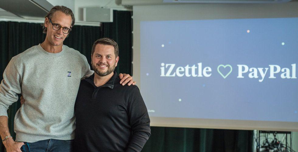 Paypal köpte Izettle för 19 miljarder – nu är affären i hamn