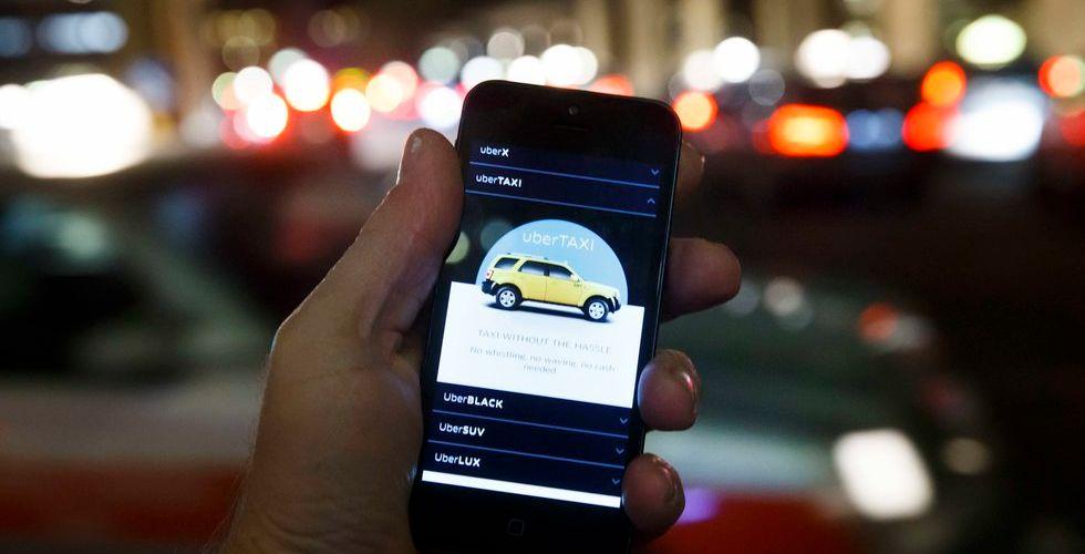 Breakit - Ubers kinesiska del värderas helt på egen hand till 60 miljarder
