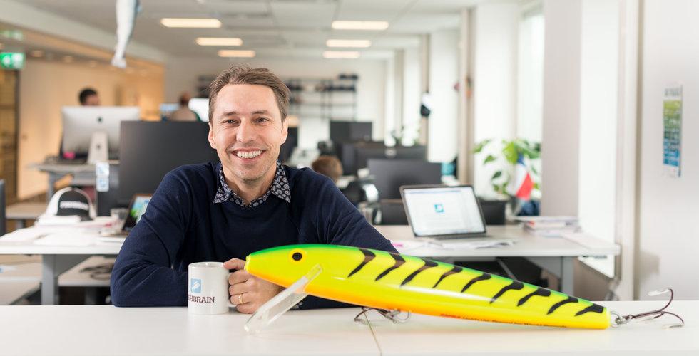 Facebook-grundaren investerar i svenska fiskeappen Fishbrain