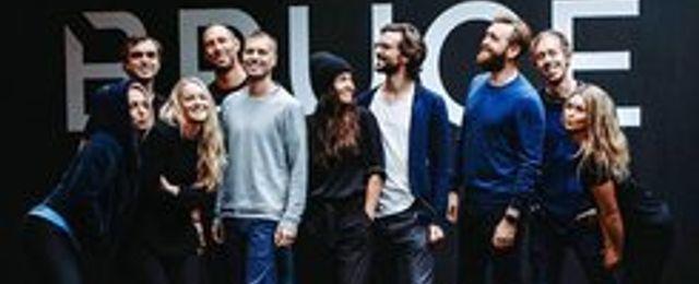 Träningsappen Bruce gasar – lanserar i Oslo