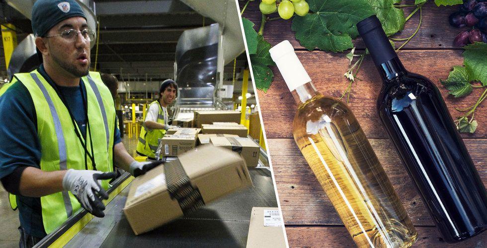 Breakit - Amazon lägger ner sin vinförsäljning