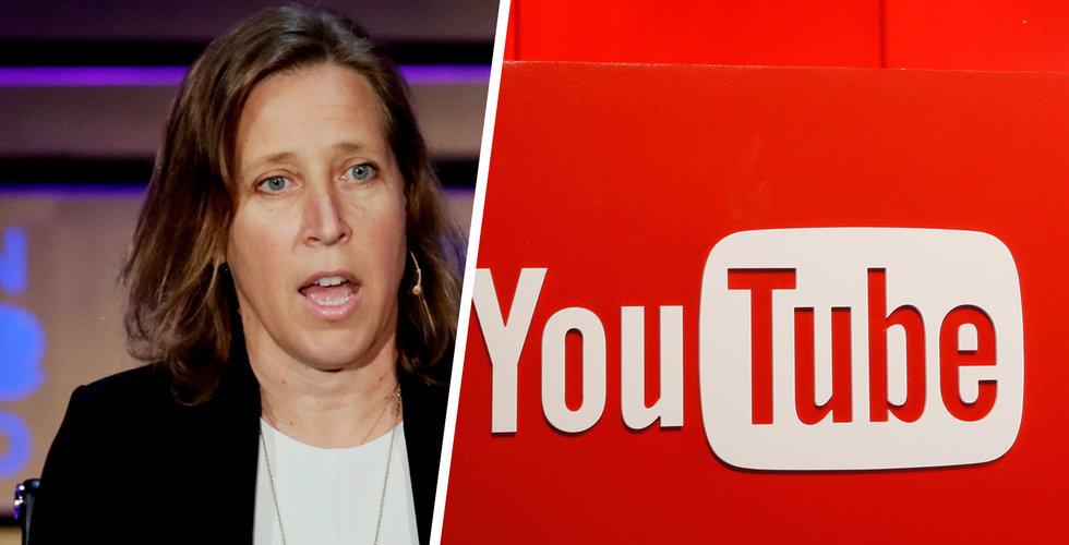 Youtube rensar ut – tar bort tusentals filmer med hatinnehåll