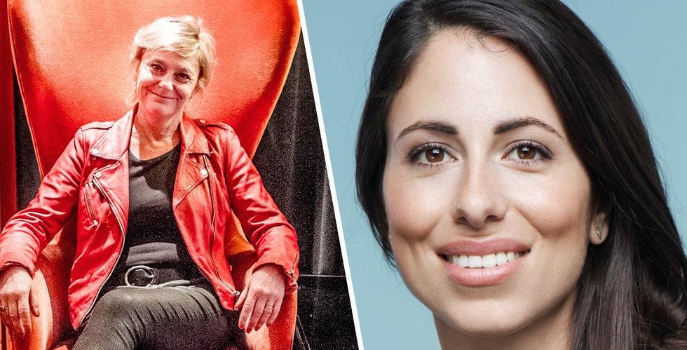 Susanne Najafi lämnar krisande Stockmanns – ersätts av Eva Hamilton