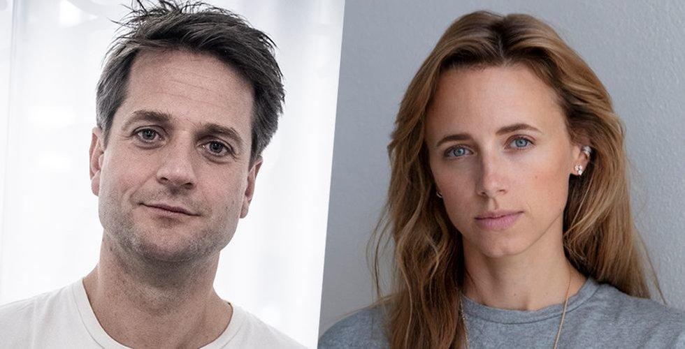 Sebastian och Nina Siemiatkowski tar sitt bolag till First North