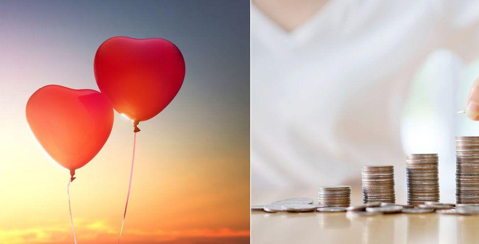 Investerarna  fortsätter pumpa in pengar i svenska startups