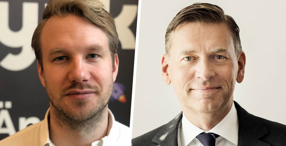 Schibsted-toppen Raoul Grünthal kliver in i Rockers styrelse