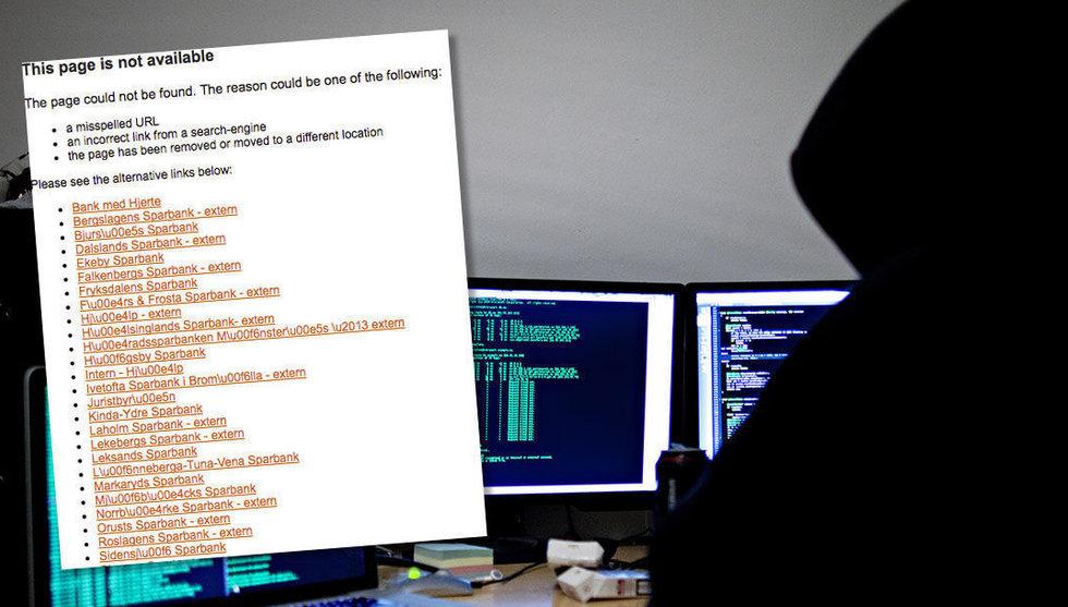 Breakit - Swedbank sajt sänktes – banken drabbad av massiv it-attack