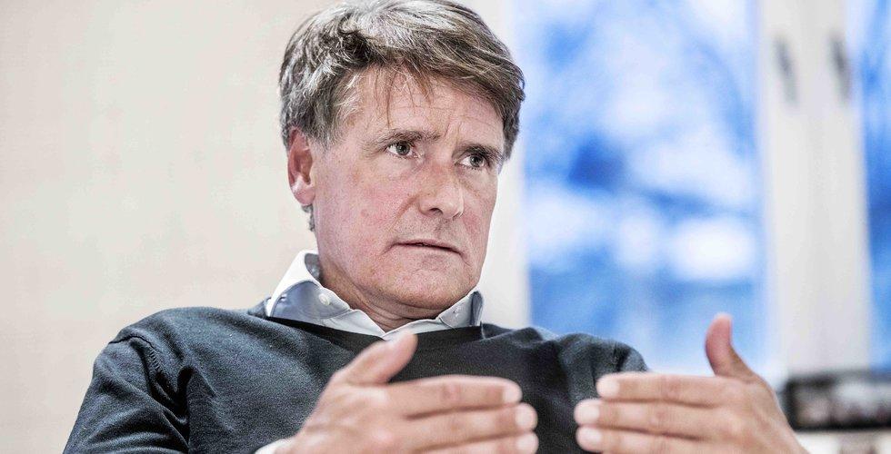 Gardell: Nu är det dags för Börje Ekholm att öka tempot i Ericsson