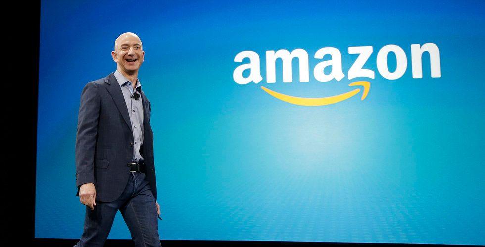 Amazon största e-handelssajten i Sverige – över 25 miljoner besök i år