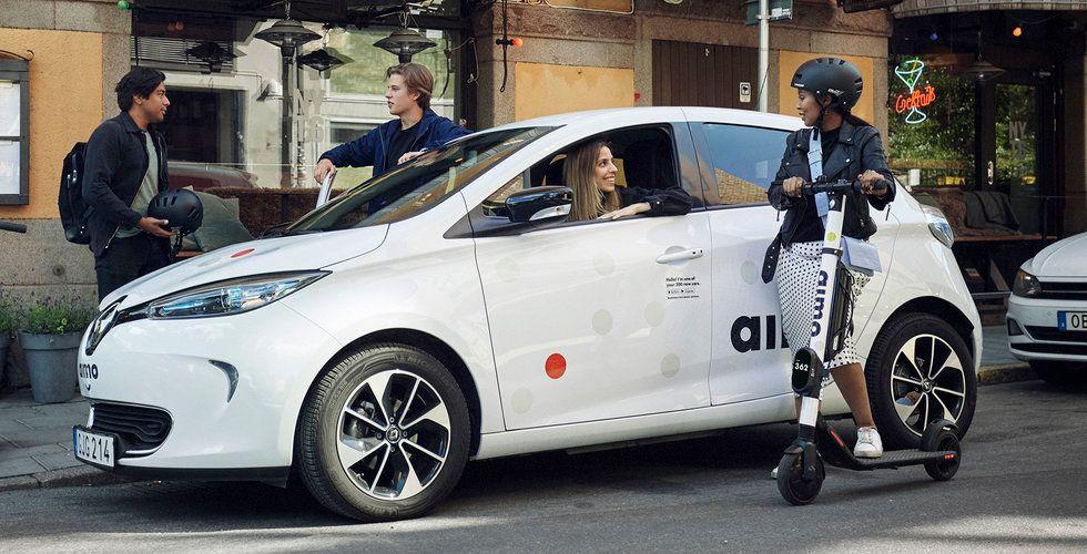 Sparkcykel ska hjälpa svenska bildelartjänsten att växa