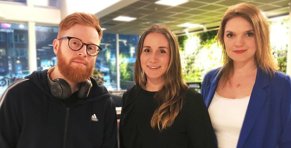 Nent rekryterar tre personer för satsning inom podcasts