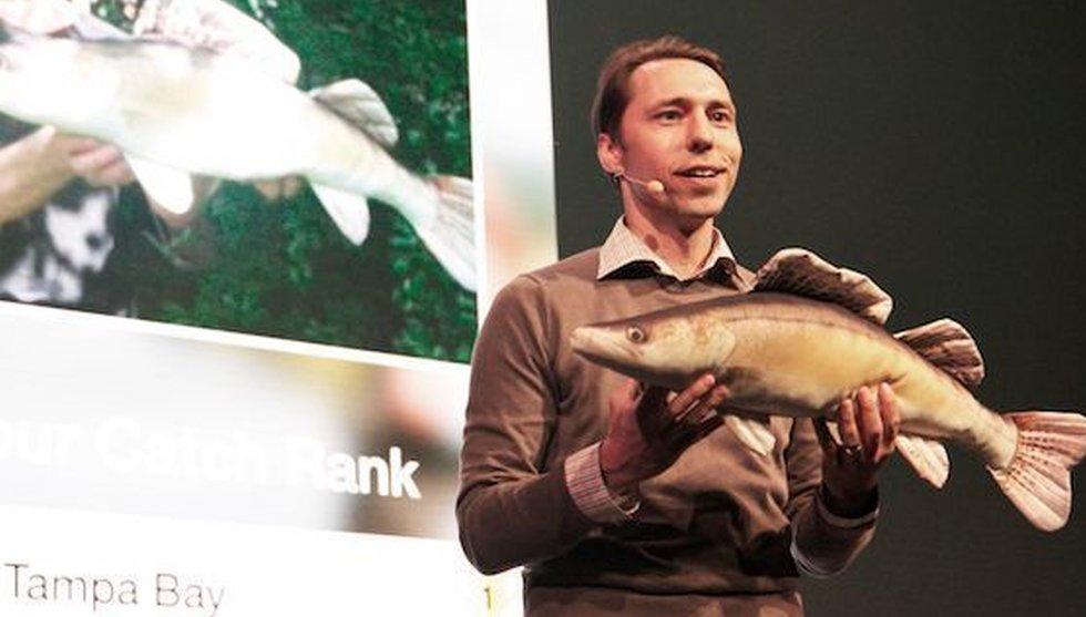 Fishbrains kaxiga mål för 2016: 500 procent fler användare i USA