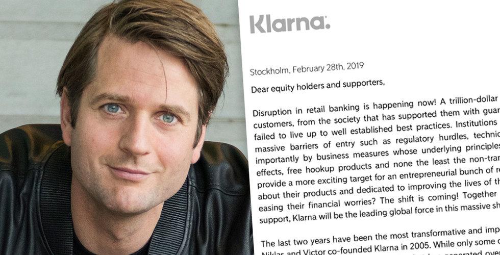 Exklusivt: Här är Sebastian Siemiatkowskis personliga brev till ägarna