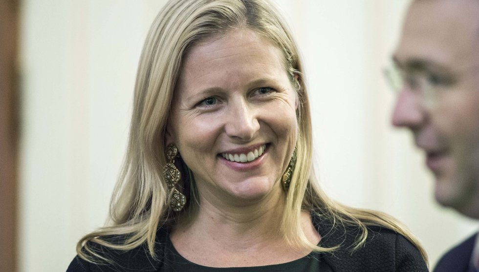 Breakit - Cristina Stenbeck in exclusive interview after stepping down as chairman at Kinnevik