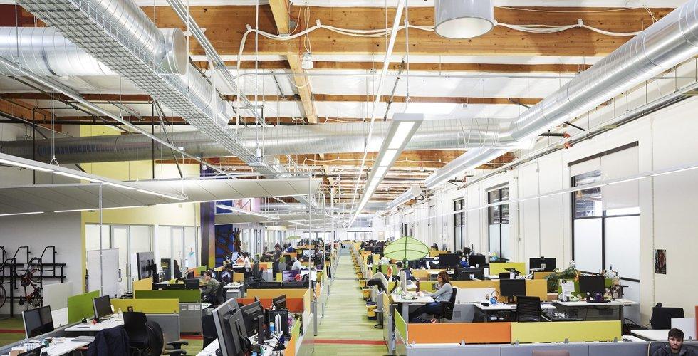 Google öppnar (delvis) upp sina kontor igen