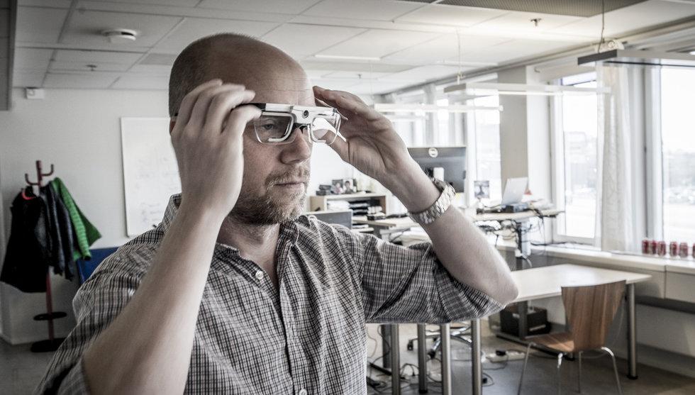 Breakit - Svenska Tobii fortsätter ladda för storsatsning – tar in halv miljard
