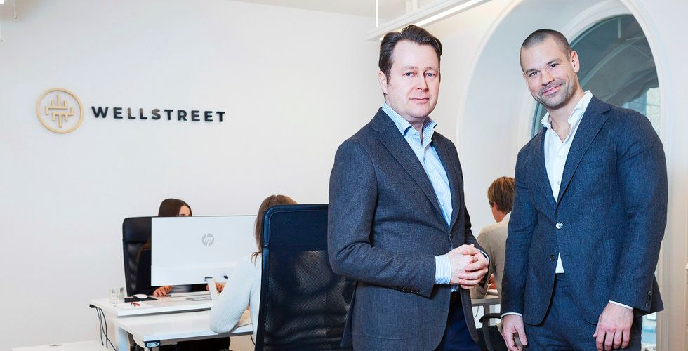 Svenska Wellstreet inleder samarbete med Silicon Valley-accelerator