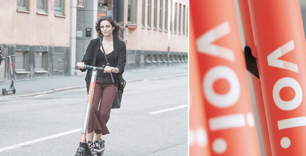 Köpenhamn hotar att stänga ner Voi – får tio dagar på sig