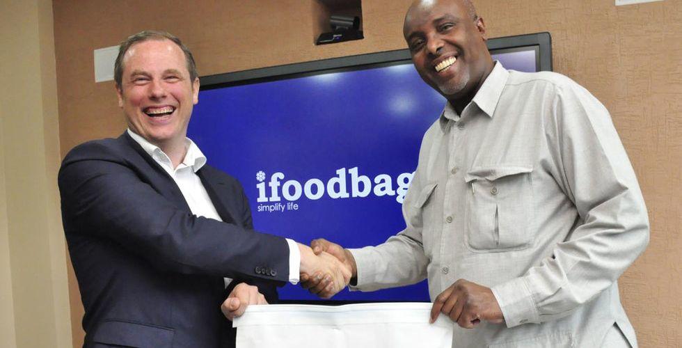 """Svenska IFoodbag får order värd 100 miljoner: """"Känns overkligt"""""""
