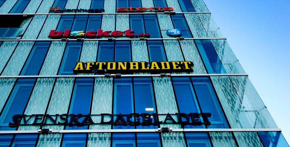 Bonnier jagar Aftonbladet – gett räkneuppdraget till Nordea