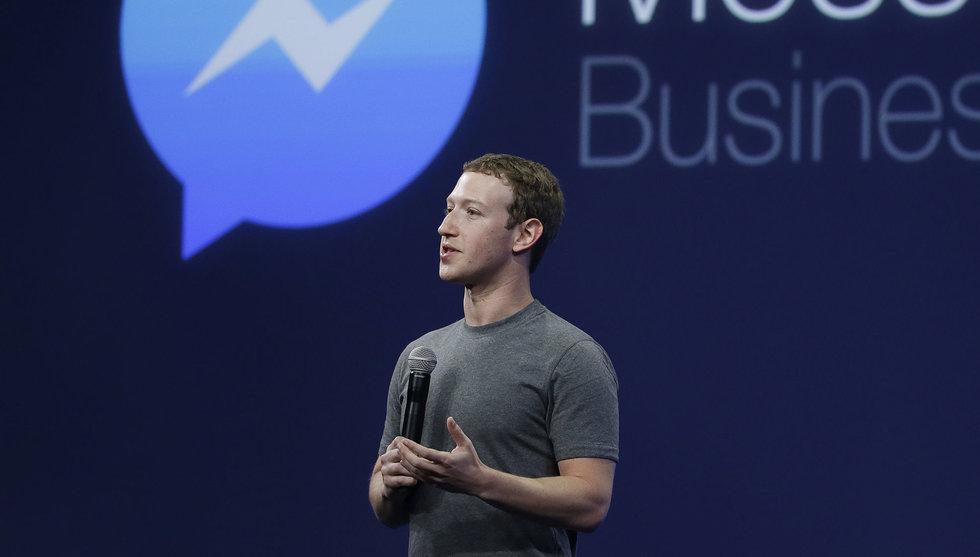 Därför tar Zuckerberg rygg på den kinesiska jätten Wechat