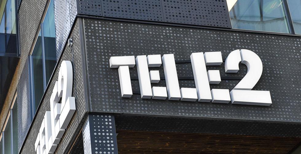 Tele2 skjuter på extrautdelningen – sämre resultat än väntat
