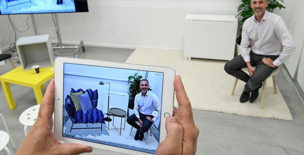 Breakit - Då släpps Ikeas augumented reality-app