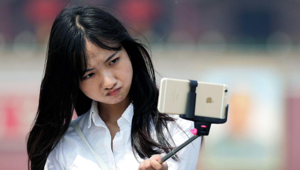 Glöm lösenordet – snart kan du betala i mobilen med en selfie