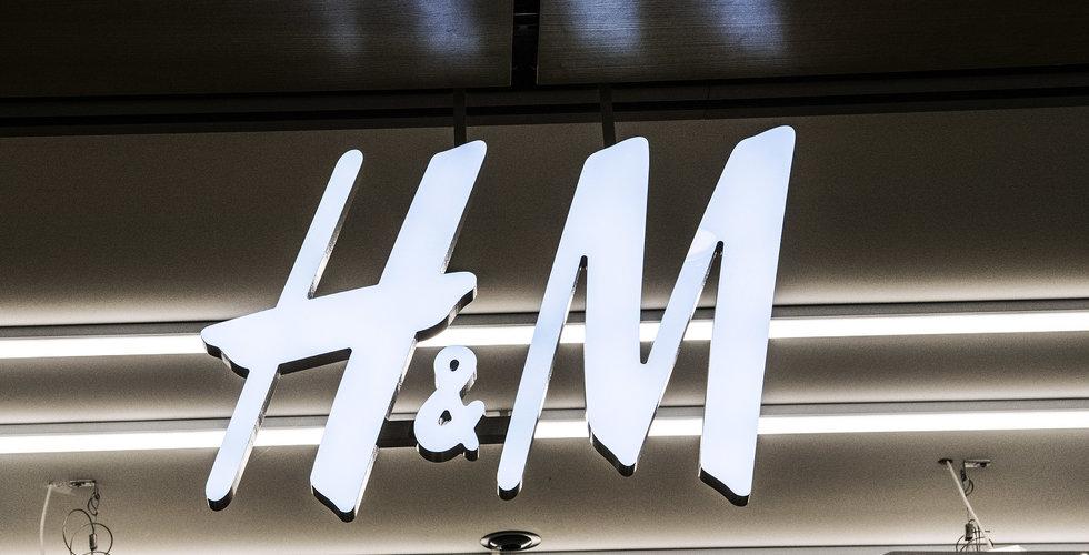"H&M:s USA-chef: ""Varulagret i bättre skick"""