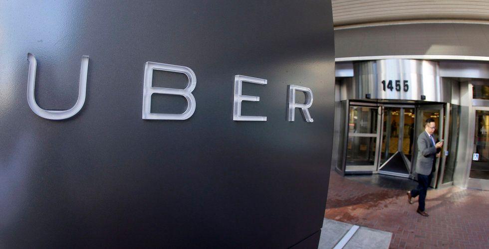 Uber skär ned med 435 tjänster - lyfte aktien 3 procent