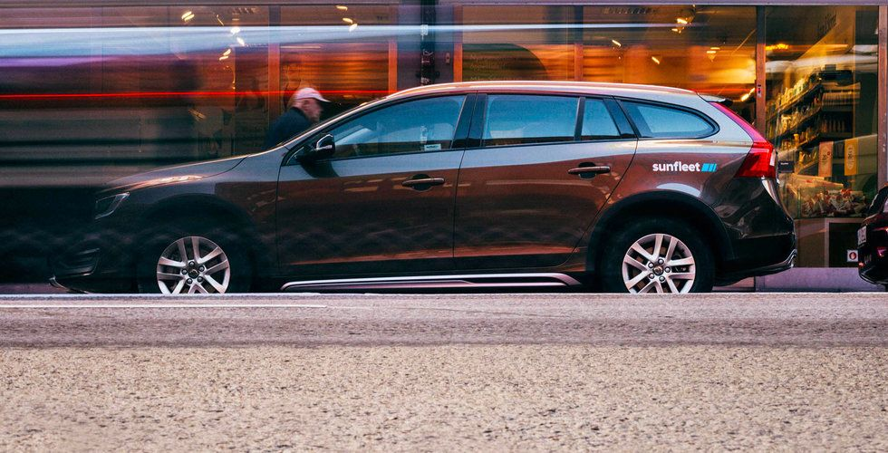 Sunfleet skrotas – ersätts av dyrare tjänst från Volvo