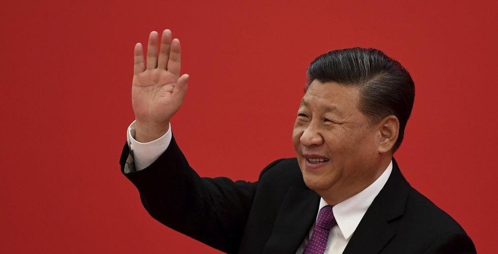 Kina ska förbjuda utländsk teknik