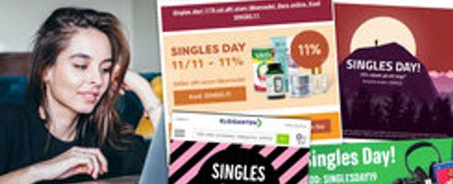 Singles day är här – men svenskarna verkar tveksamma