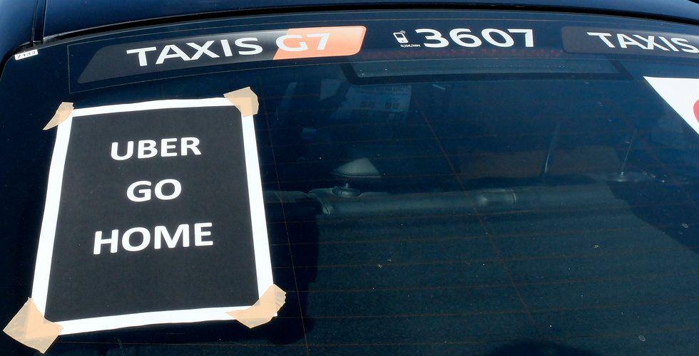 Breakit - Investeraren: Mindre än 1 procents chans att Uber överlever