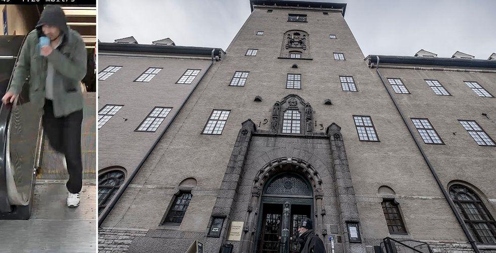 Lastbilsterrorist erkänner brott – häktas av Stockholms tingsrätt
