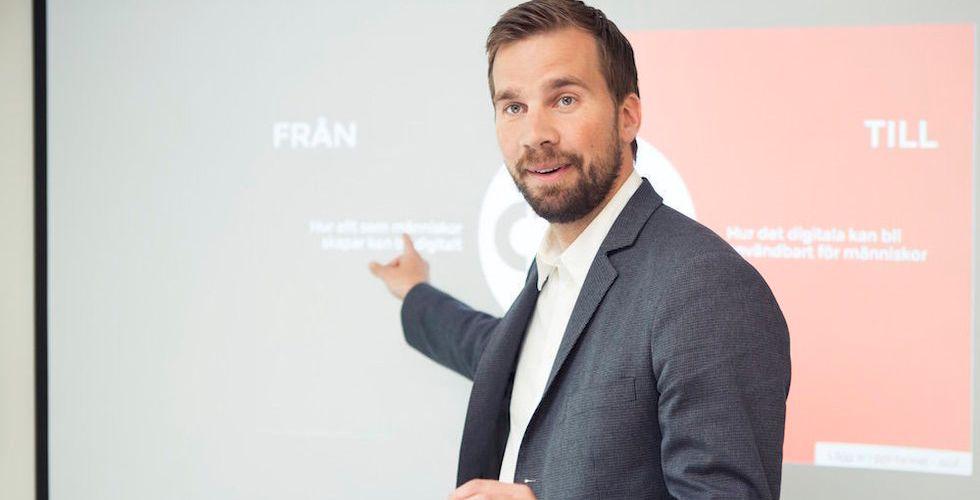 """Breakit - Stjärnvärvningen Pär Lagerström hoppar av Notified: """"Svårt beslut"""""""